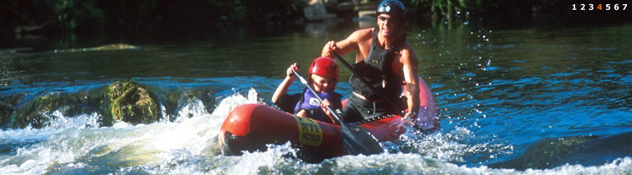 White Water Rafting - Click to read more...