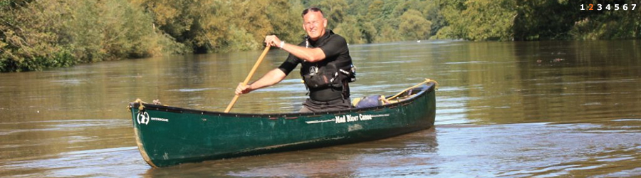Canoeing & Kayaking - Click to read more...