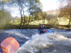 Introduction to White Water Kayak Course