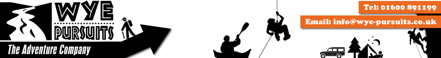 Wye Pursuits Canoe Hire - The Outdoor Adventure Company on the River Wye